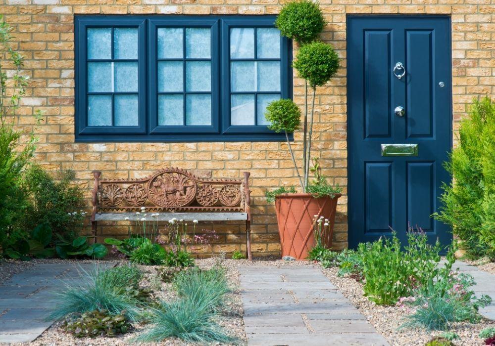 timber-front-door