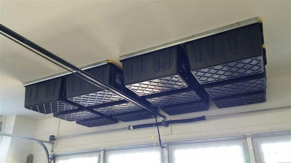garage-ceiling-tote-boxes-storage