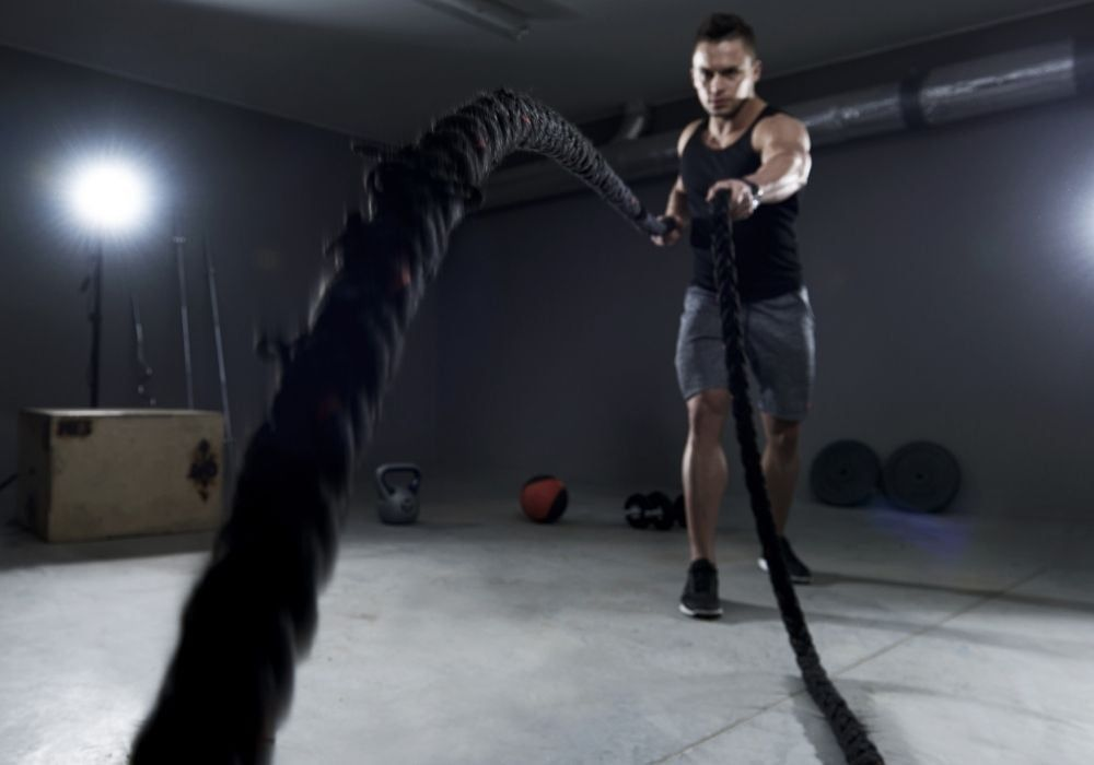 garage-home-gym-rope-exercise