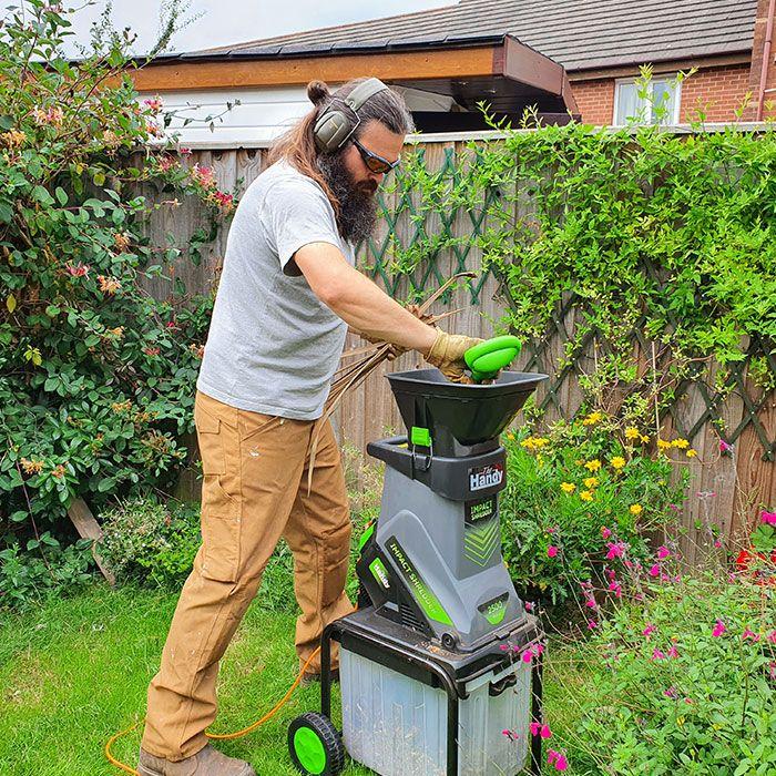handy-electric-garden-shredder---performance