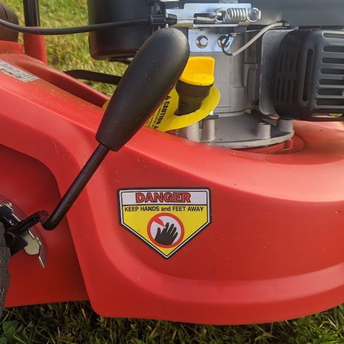 Cobra-M41C-Petrol-Lawn-Mower-Review-safety