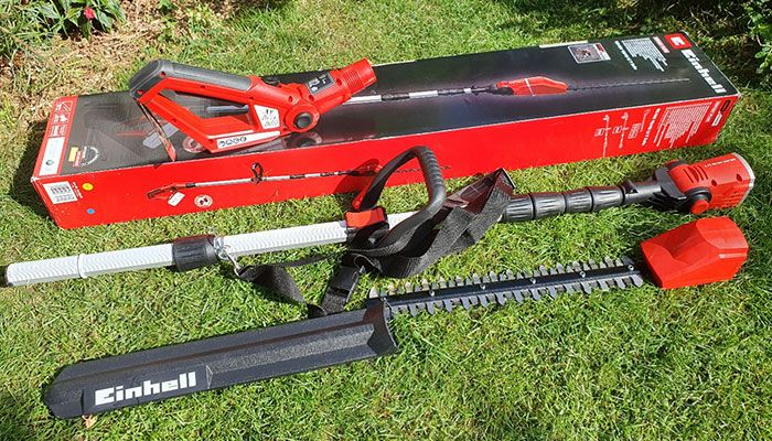 Einhell-GE-HH-18-45-Li-T-Solo-Telescopic-Hedge-Trimmer-Review-design