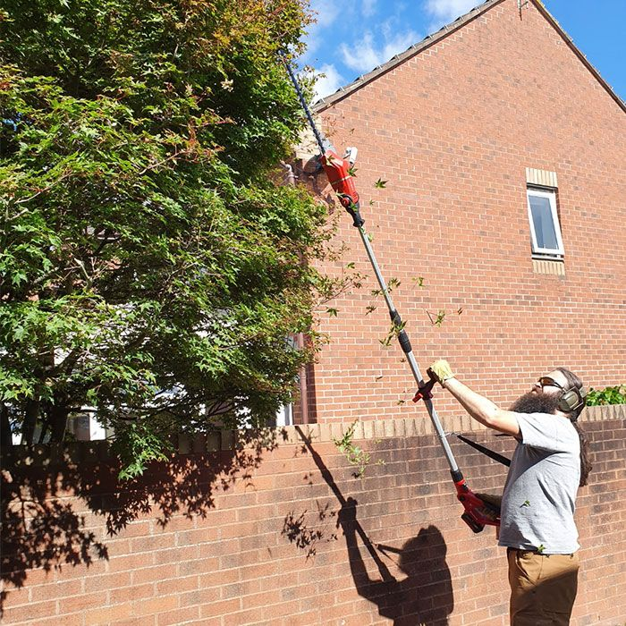 Einhell-GE-HH-18-45-Li-T-Solo-Telescopic-Hedge-Trimmer-Review-performance