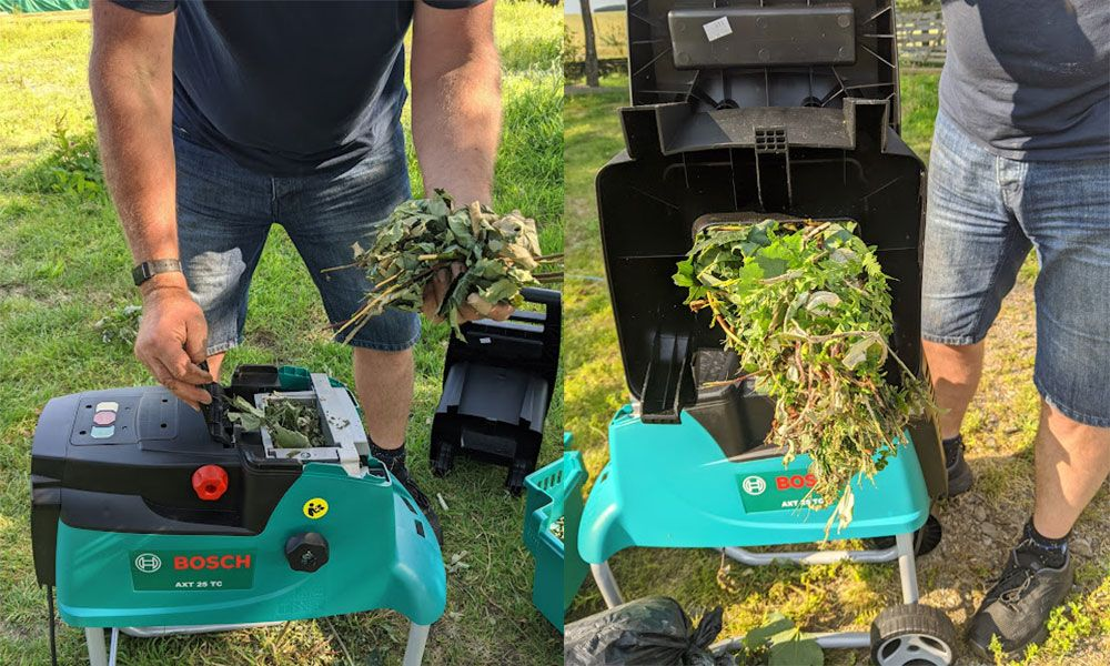How-to-Unblock-a-Garden-Shredder-Safely