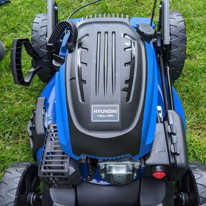 Hyundai-HYM510SP-4-Stroke-Petrol-Lawn-Mower-power