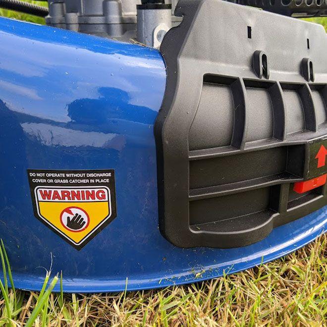 Hyundai-HYM510SP-4-Stroke-Petrol-Lawn-Mower-safety