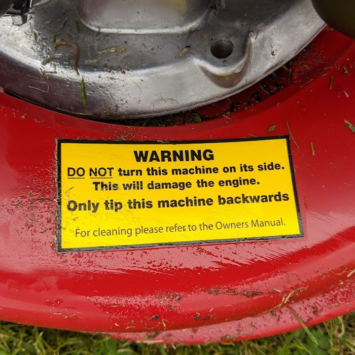 Mountfield-HP41-Petrol-Mower-Review-safety