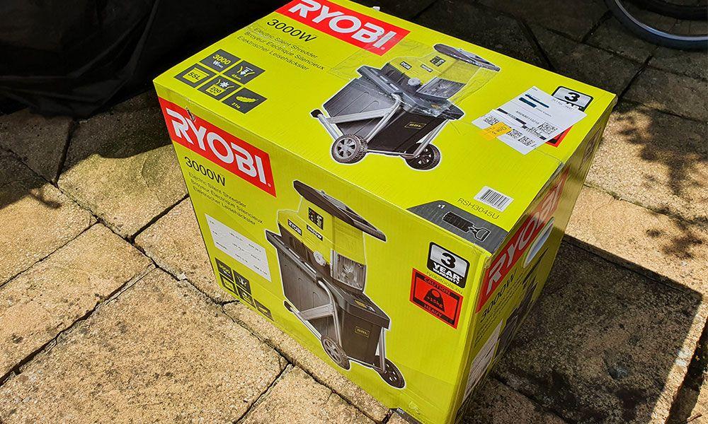Ryobi-RSH3045U-3000W-Silent-Impact-Shredder-Review