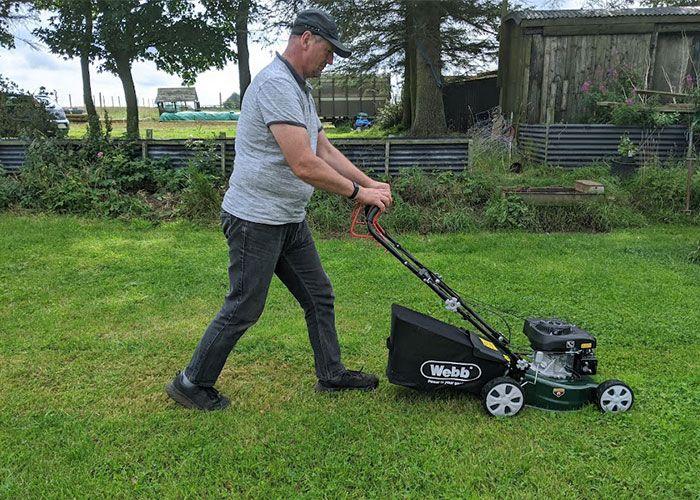 Webb-Classic-WER410SP-Self-Propelled-Petrol-Lawn-Mower