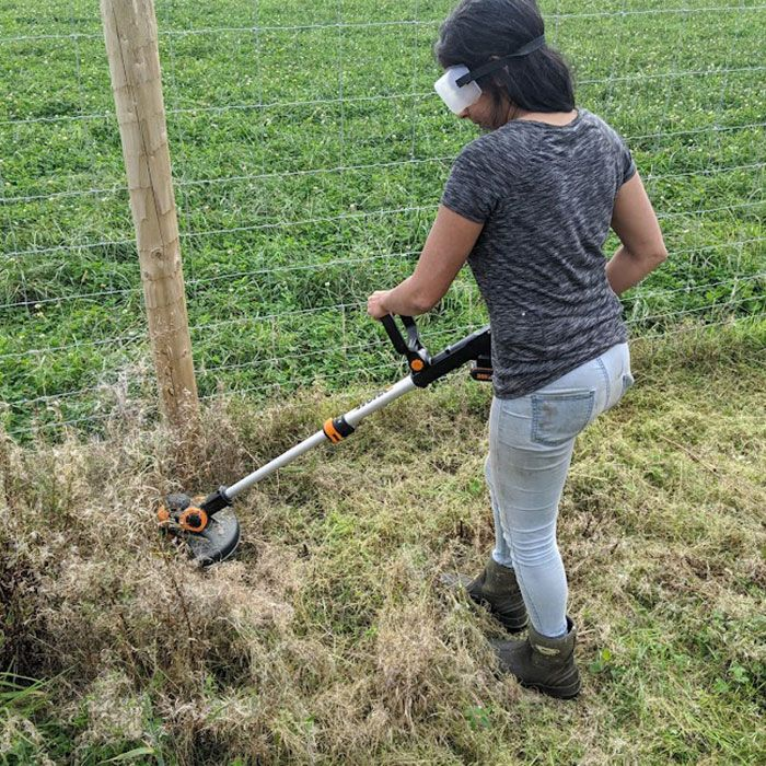 WORX-GT-3.0-Cordless-Grass-Strimmer-review-performance