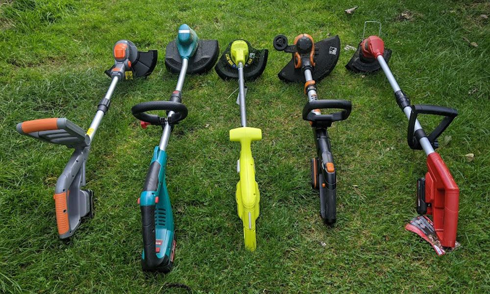best-cordless-strimmers-uk